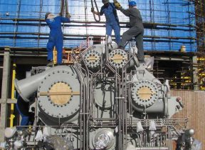 گروه بندرسازی و سازههای دریایی